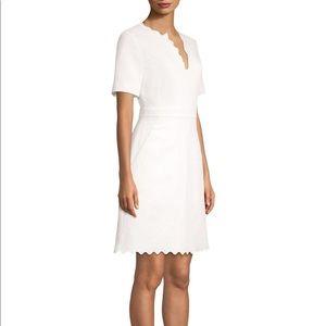 🌸NEW TORY BURCH BAILEY STUNNING WHITE DRESS